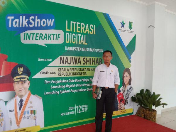 City tour Duta Baca bersama Najwa Shihab