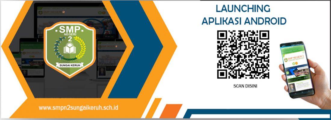 Launching Aplikasi Android Web Sekolah