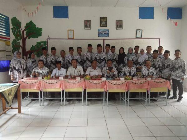 Pelantikan PGRI kecamatan Sungai Keruh
