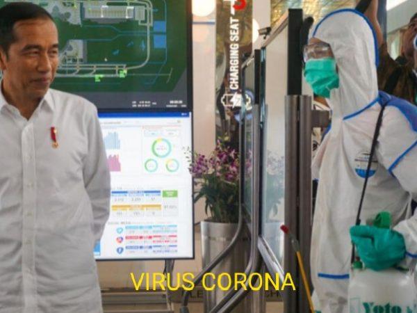 Virus Corona versi Unicef