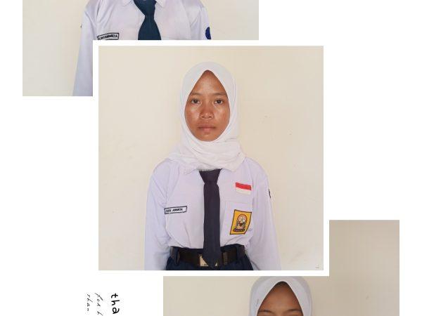 Kompetisi Sains Nasional : SMP N 2 SUNGAI KERUH KIRIM TIGA SISWI TERBAIK